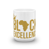 Black Excellence Mug - Chocolate Ancestor