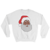 Black Santa Unisex Sweatshirt - Chocolate Ancestor
