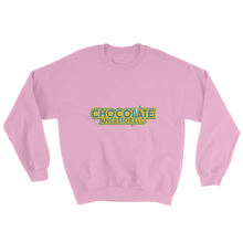 Load image into Gallery viewer, Chocolate Ancestor, LLC- Chocolate Ancestor, LLC Static Unisex Crewneck Sweatshirt ${varant_title}