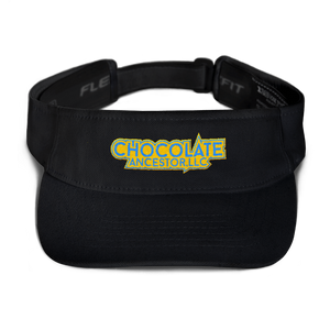 Chocolate Ancestor, LLC- Chocolate Ancestor, LLC Static Visor ${varant_title} Visor