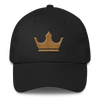 Crown Cotton Cap - Chocolate Ancestor