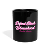 Defend Black Womanhood Full Color Mug - Chocolate Ancestor