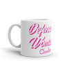 Defend Black Womanhood Mug - Chocolate Ancestor