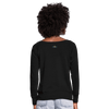 Defend Black Womanhood Women's Wideneck Sweatshirt - Chocolate Ancestor
