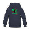 Do it For the Culture Kids' Hoodie - Chocolate Ancestor