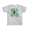 Do it for the Culture Short sleeve toddler t-shirt - Chocolate Ancestor