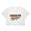 Dripping Chocolate Ancestor Crop Top - Chocolate Ancestor