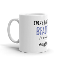 Load image into Gallery viewer, Chocolate Ancestor, LLC- Every Part of Me is Beautiful Mug ${varant_title} Coffee Mug