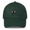 Eye of Horus Cotton Cap - Chocolate Ancestor