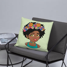 Load image into Gallery viewer, Chocolate Ancestor, LLC- Filter Diva Square Pillow ${varant_title} Square Pillow