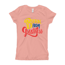 Load image into Gallery viewer, Chocolate Ancestor, LLC- Girl's T-Shirt ${varant_title}