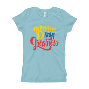 Chocolate Ancestor, LLC- Girl's T-Shirt ${varant_title}