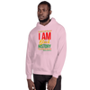 I Am Black History Unisex Hoodie - Chocolate Ancestor