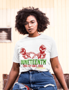 Juneteenth Free-ish Since 1865 Short-Sleeve Unisex T-Shirt - Chocolate Ancestor