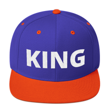 Load image into Gallery viewer, Chocolate Ancestor, LLC- King (Bold) Snapback Hat ${varant_title} Snapback Hat