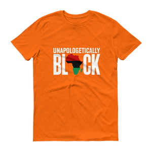 Chocolate Ancestor, LLC- Unapologetically Black RBG Unisex Short sleeve t-shirt ${varant_title} Unisex T-shirt