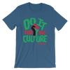 Do it for the Culture Short-Sleeve Unisex T-Shirt - Chocolate Ancestor