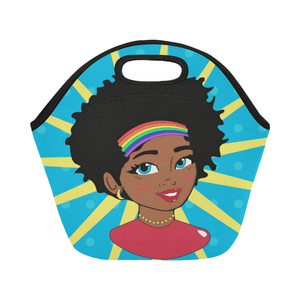 Chocolate Ancestor, LLC- Pop Starburst Diva Lunch Bag ${varant_title} Lunch Bag
