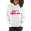 Pretty Tomboy Hooded Sweatshirt - Chocolate Ancestor