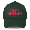 Pretty Tomboy (Pink) B/F Cotton Cap - Chocolate Ancestor