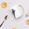 Sankofa Bird Coffee Mug - Chocolate Ancestor