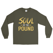 Load image into Gallery viewer, Chocolate Ancestor, LLC- Soul by the Pound Long Sleeve Unisex T-Shirt ${varant_title} Unisex Long Sleeve T-shirt