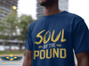 Soul by the Pound Short-Sleeve Unisex T-Shirt - Chocolate Ancestor