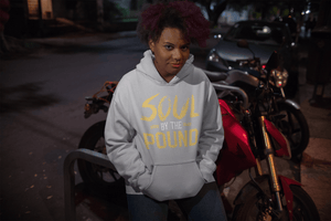 Chocolate Ancestor, LLC- Soul by the Pound Unisex Hooded Sweatshirt ${varant_title} unisex hoodie