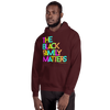 The Black Family Matters Unisex Hooded Sweatshirt - Chocolate Ancestor