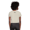 Unapologetically Black RBG Women's Crop Top (Style 2) - Chocolate Ancestor