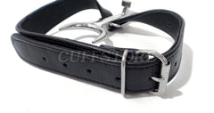 Heretic's Fork Posture Collar Neck Restraint