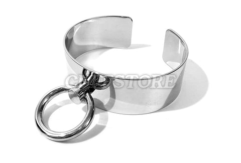 Novelty Single Ring Bondage Bracelet Cuff