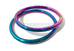 Rainbow Elliptical Leg Irons Ankle Restraint