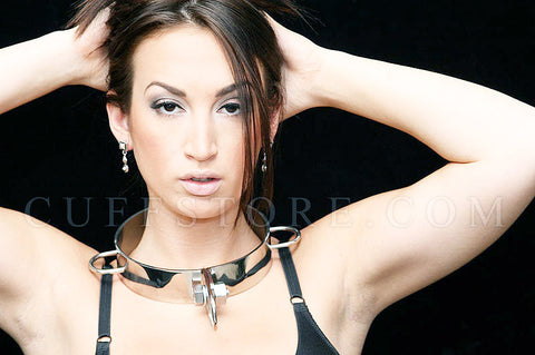 Extreme Heavy Duty Locking Collar Choker KB-911