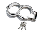 High Security Irish-8 Leg Irons KB-931