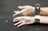 Bondage 'S-8' Rigid Wrist Replica Handcuffs KB-138