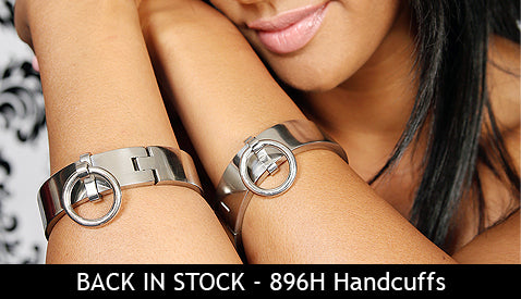 Single Ring Handcuffs