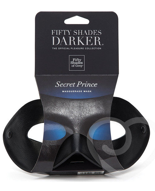 Fifty Shades Darker Secret Prince Mask, Sex Toys