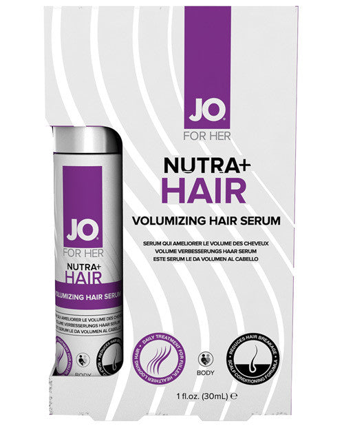 Jo Nutra Hair Volumizer Serum For Women - 1 Oz, Essentials