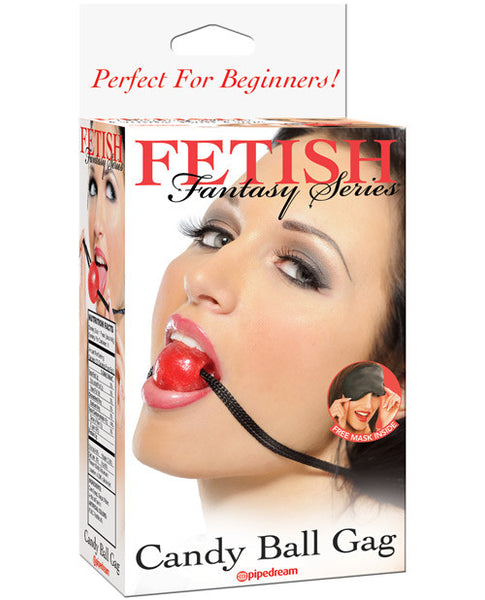 Fetish Fantasy Series Candy Ball Gag, Bondage