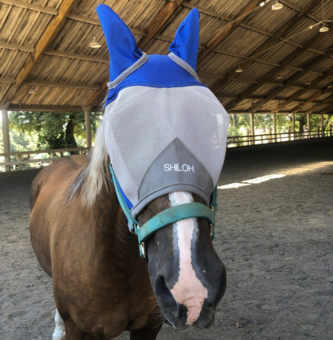 Fly Mask with Personalized Name (Price includes $5 for Personalization) - Majyk Equipe