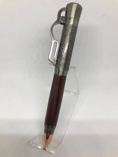 Antique Nickle Lever Action