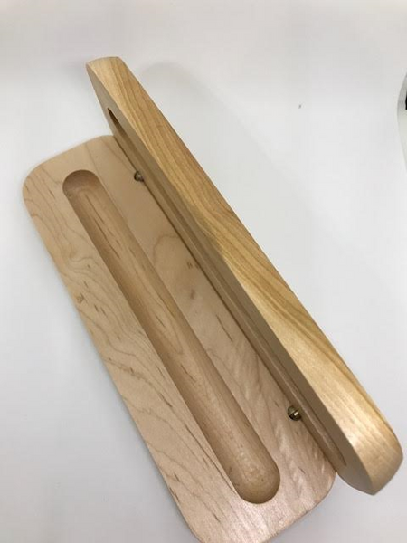Maple Single Pen Box