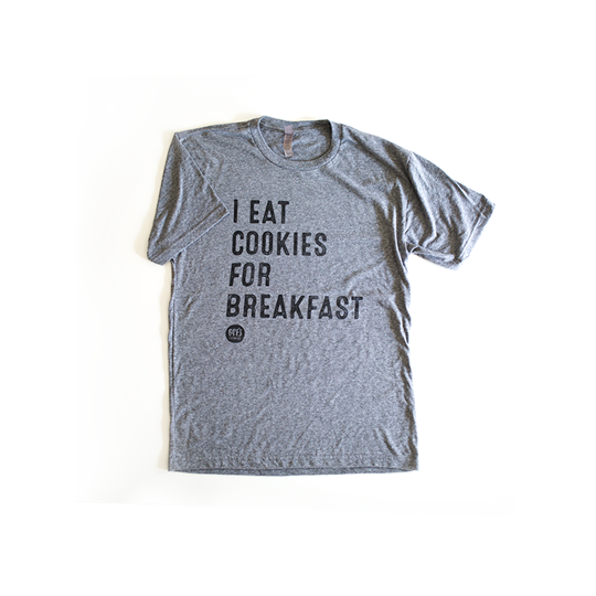 Youth I Eat Cookies For Breakfast Tee - $20