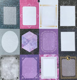 DCWV 'Starlight' #6 double sided patterned paper