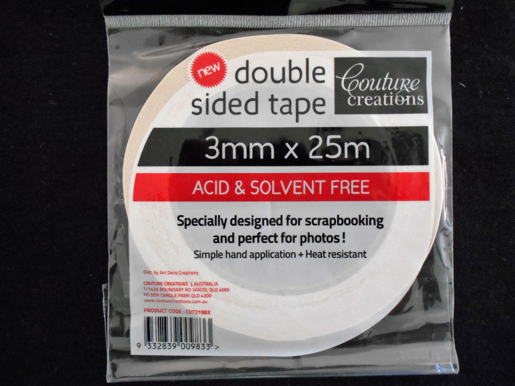 Couture Creations DS tape 3mm x 25m
