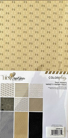 Photoplay 'Hello New Year' variety paper pack
