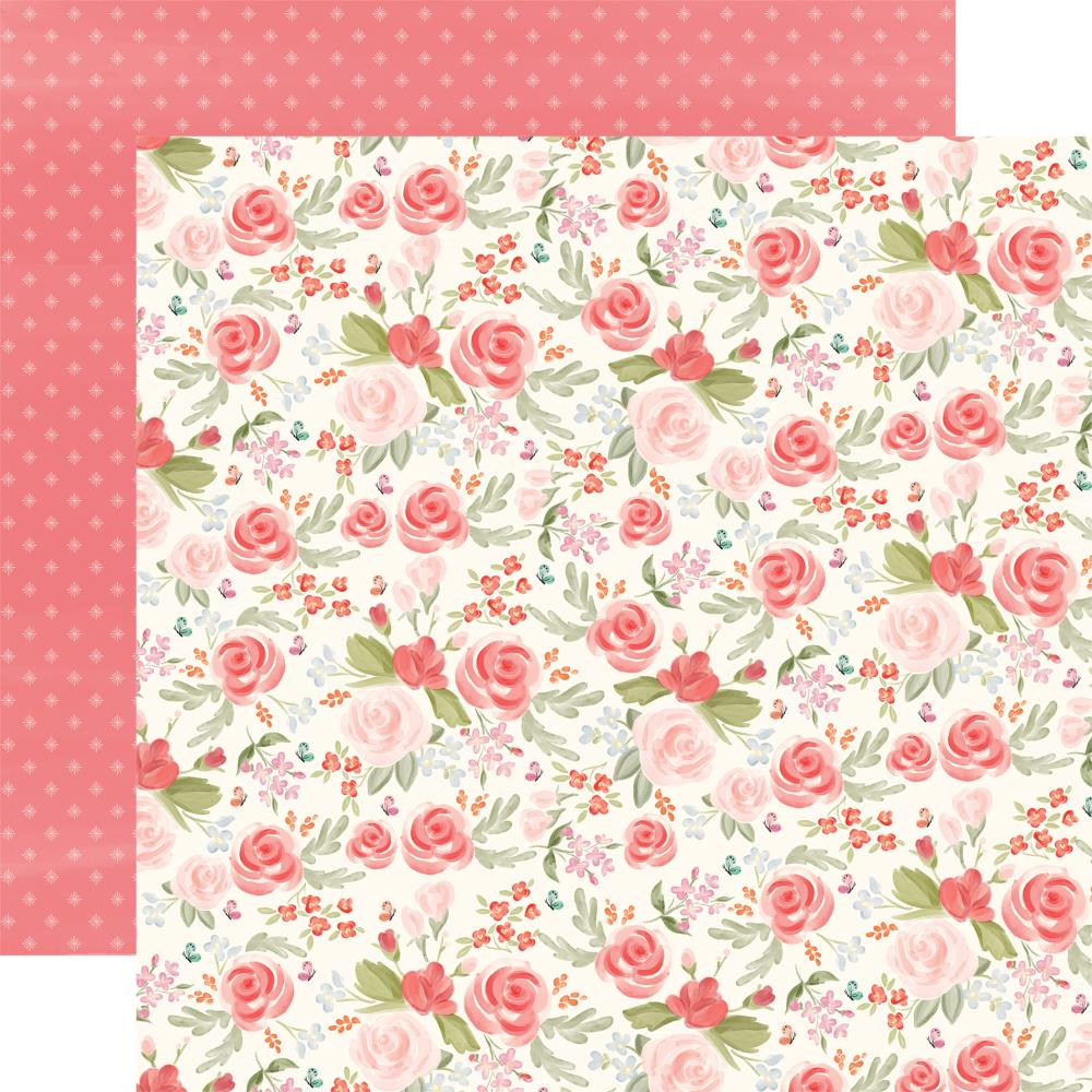Carta Bella 'Farmhouse market' lovely floral ds pp