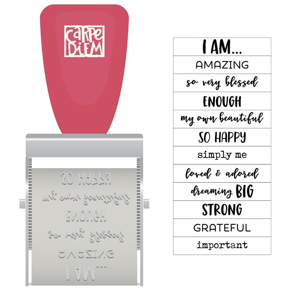 Simple Stories 'I am' roller stamp