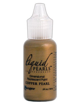 Ranger liquid pearls - copper pearl